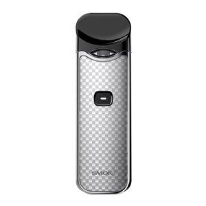 Kit Pod Smok Nord (Silver Carbon Fiber)
