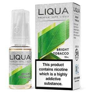 Lichid Liqua Bright Tobacco 10ml 12mg