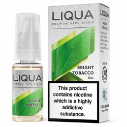 Lichid Liqua Bright Tobacco 10ml 18mg