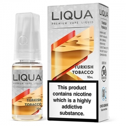 Lichid Liqua Turkish Tobacco 10ml 18mg