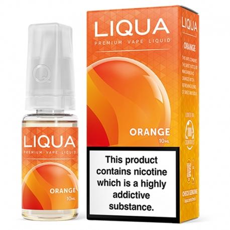 Lichid Liqua Orange 10ml 12mg
