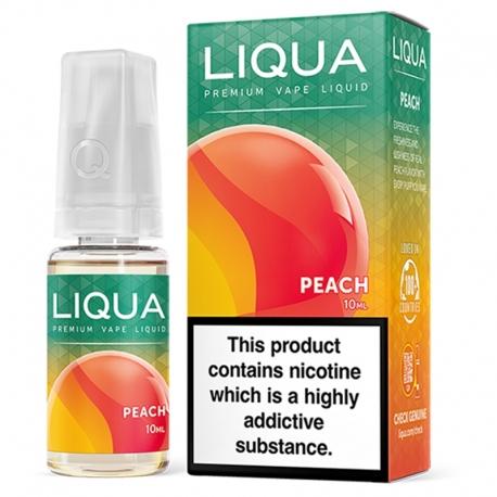 Lichid Liqua Peach 10ml 18mg