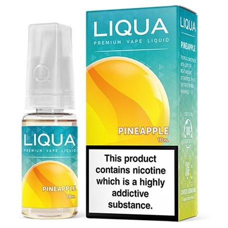 Lichid Liqua Pineapple 10ml 18mg