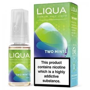 Lichid Liqua Two Mints 10ml 12mg