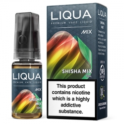 Lichid Liqua Shisha Mix 10ml 12mg