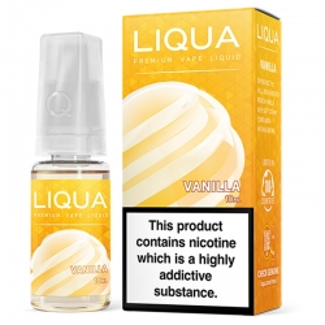 Lichid Liqua Vanilla 10ml 6mg