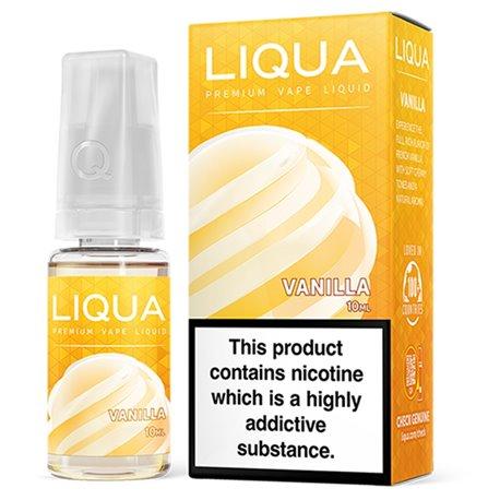 Lichid Liqua Vanilla 10ml 18mg