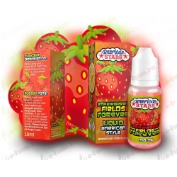 Strawberry Fields Forever fara nicotina 30ml