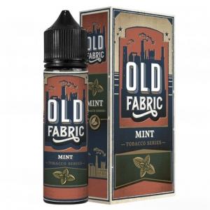 Lichid Old Fabric Mint 50ml 0mg