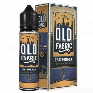 Lichid California Old Fabric 50ml 0mg