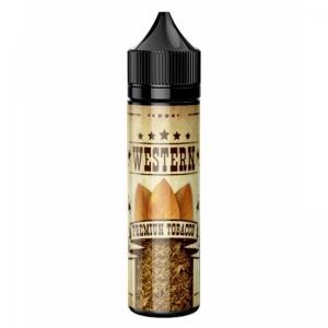 Lichid Western Premium Tobacco 50ml 0mg