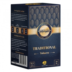 Pachet Rebelliq Pod Series Traditional Tobacco by Guerrilla Flavors