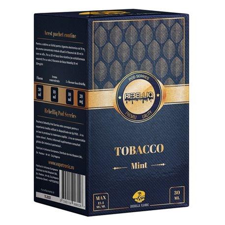 Pachet Rebelliq Pod Series Traditional Tobacco by Guerrilla Flavors