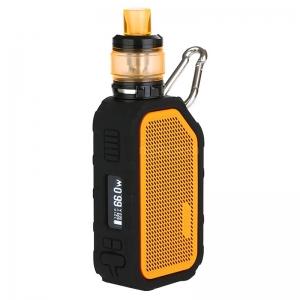 Kit Active 80W cu Amor NS Plus Wismec 4.5ml 2100mAh (Orange)