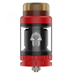 Atomizor Pharaoh Mini RTA Digiflavor 24mm (Red Black)