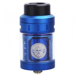 Atomizor Zeus RTA Geekvape 2ml Single Coil (Blue)