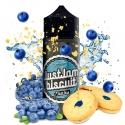 Lichid Blueberry Just Jam Biscuit 100ml 0mg