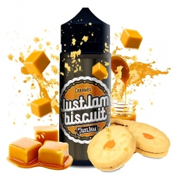Lichid Caramel Just Jam Biscuit 100ml 0mg