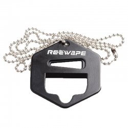 Desfacator flacoane Reewape K1 5in1 (Black)