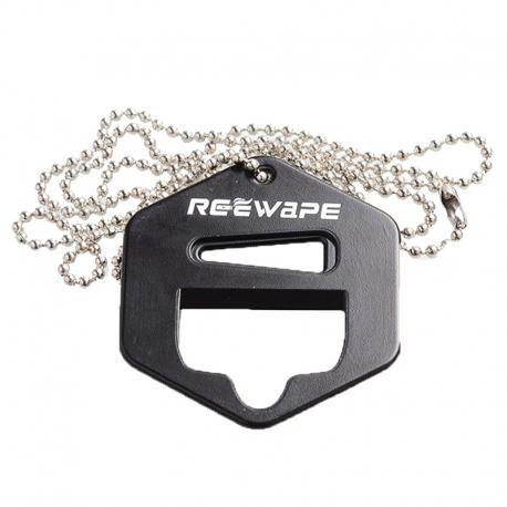 Desfacator flacoane Reewape K1 5in1 (Black)
