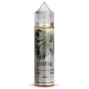 Lichid Smokemania Cherokee 40ml 0mg