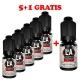 Pachet 5+1 Nicotine Shot L&A Vape, 20mg/ml, 10ml