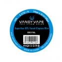 Sarma Superfine MTL Vandy Vape Fused Clapton SS316 Wire 30GA*2+38GA 3m