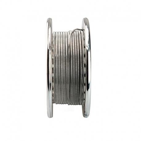 SS 316l Tiger wire 0.3*0.8+26ga 5m
