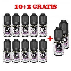Nicshot L&A Vape Nic Shot Salts 10ml 20mg