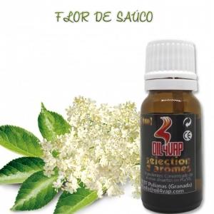 Aroma Oil4Vap Flor de Sauco 10ml