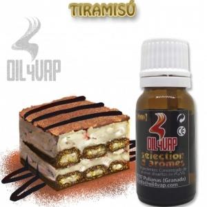 Aroma Oil4Vap Tiramisu 10ml