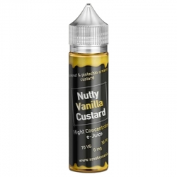 Lichid Smokemania Nutty Vanilla Custard 40ml 0mg