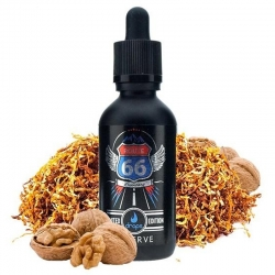 Lichid Drops Route 66 Reserve Editie Limitata 50ml 0mg