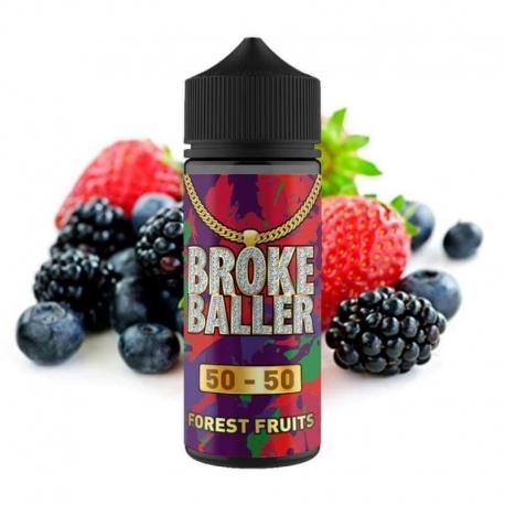 Lichid Broke Baller Forest Fruits 80ml 0mg