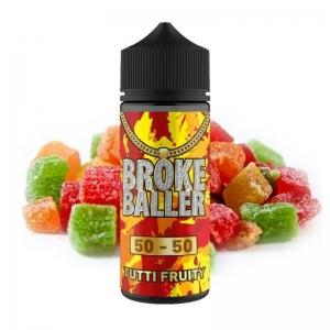Lichid Tutti Fruity Broke Baller 80ml 0mg