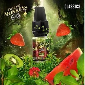 Lichid Kanzi Twelve Monkeys 10ml NicSalt 20mg/ml