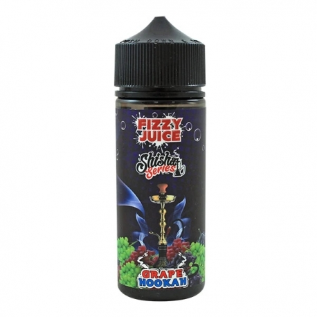 Lichid Fizzy Shisha Series Grape Hookah 0mg 100ml Shortfill