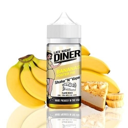 Lichid Bananas Foster Late Night Diner 50ml 0mg