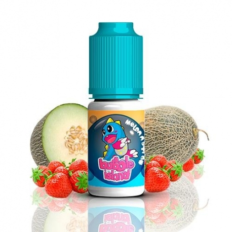 Aroma Bubble Island Melon N Straw 10ML
