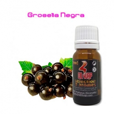 Aroma Oil4Vap Vg Grosella Negra 10ML