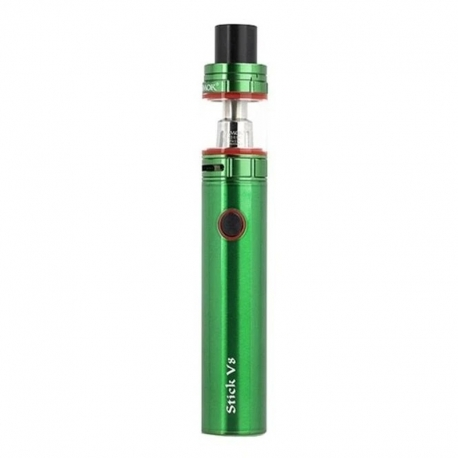 Kit Smok Stick V8 Baby - GREEN