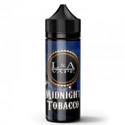Lichid Midnight Tobacco L&A Vape 100ML 0mg