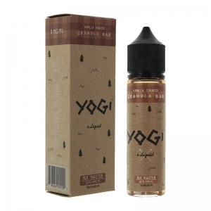 Lichid Vanilla Tobacco Granola Bar Yogi 50ml 0mg