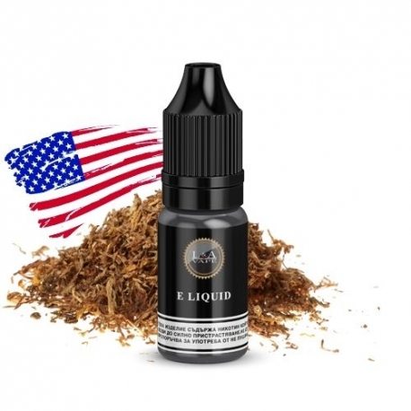 Lichid USA Tobacco L&A Vape 10ML 5mg