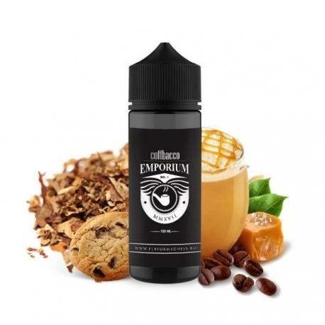 Lichid Coffbacco Flavor Madness Emporium 95ml 0mg