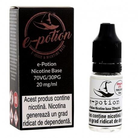 NicShot E-potion 10ml Nicotine Shot 20 mg/ml 70vg 30pg