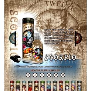 Scorpio - Scorpion - nicotina 3mg
