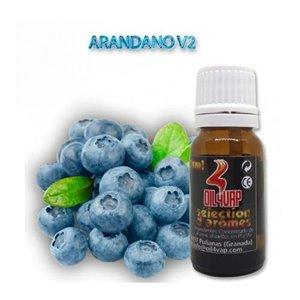 Aroma Oil4Vap Arandano Azul V2 10ml