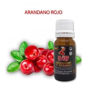 Aroma Oil4Vap Arandano Rojo 10ml