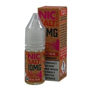 Lichid Tutti Frutti Flawless 10ml NicSalt 10mg/ml